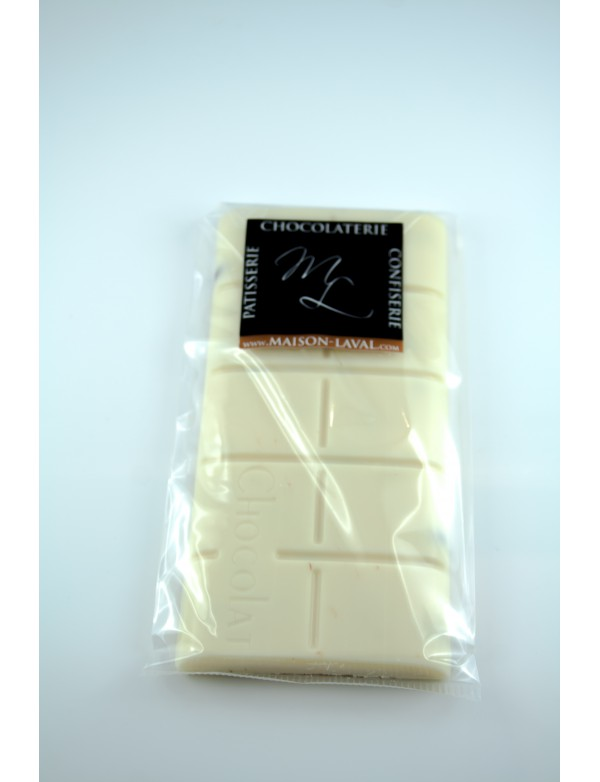 Tablette Choco Blanc Classique