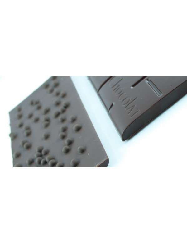 Chocolate Crunchy Ball Milk Tablet
