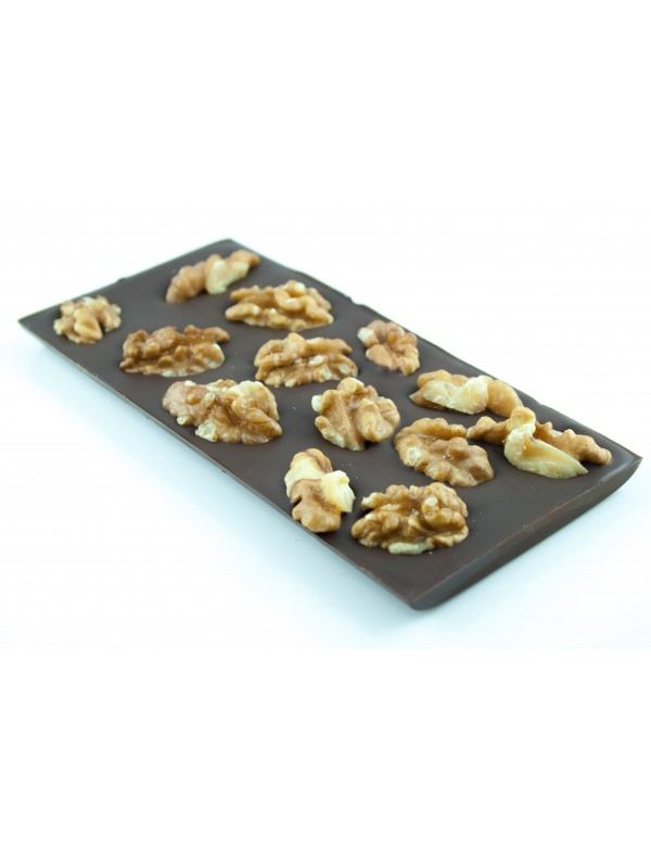 Tablet Black Chocolate Périgord Nuts