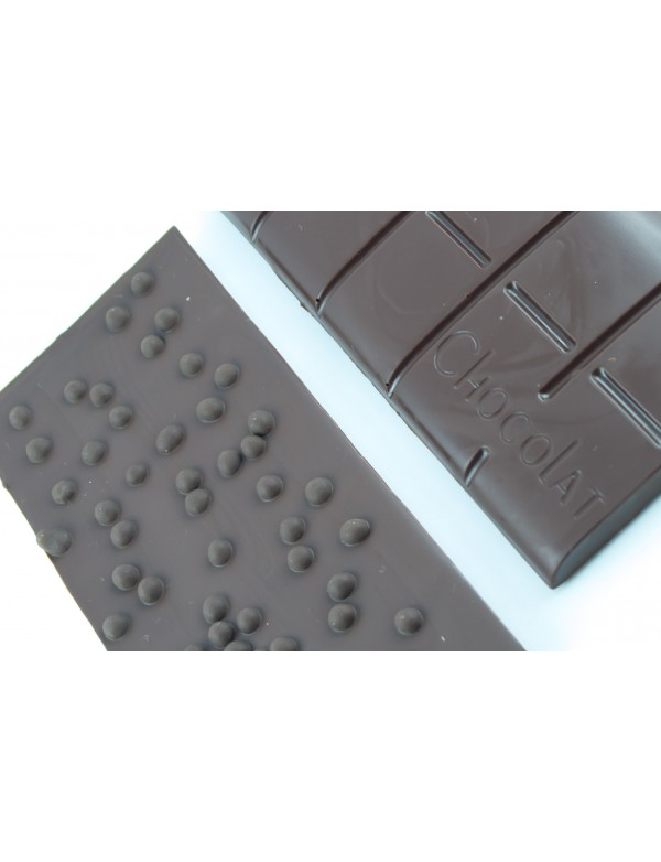 Black Chocolate Crunchy Ball Tablet