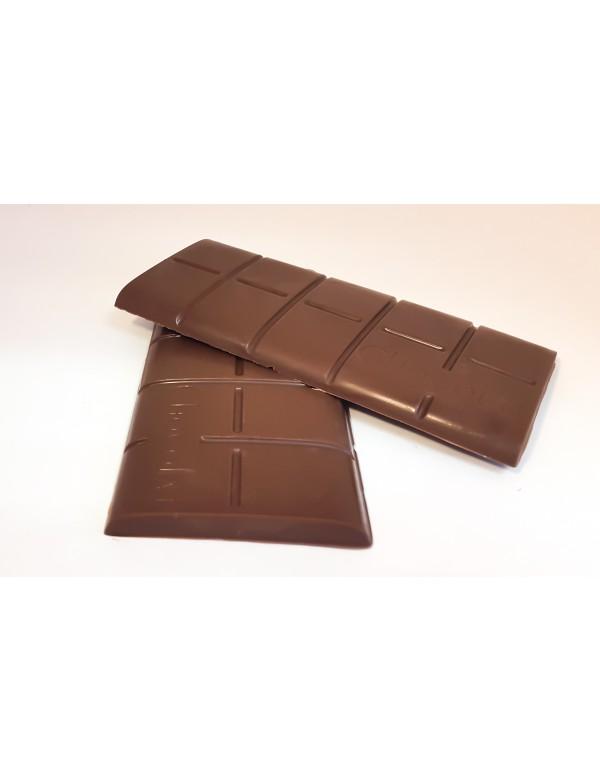Tablette Chocolat au Lait de Madagascar 42%